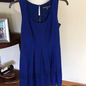 Beautiful blue dress excellent condition